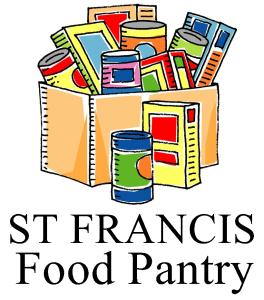 st francis food pantry