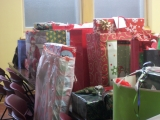 Christmas Baskets for Community