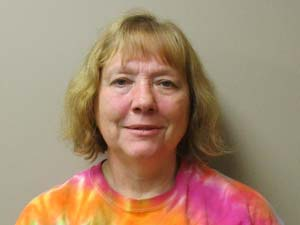 Mary Ann Holte, Custodian